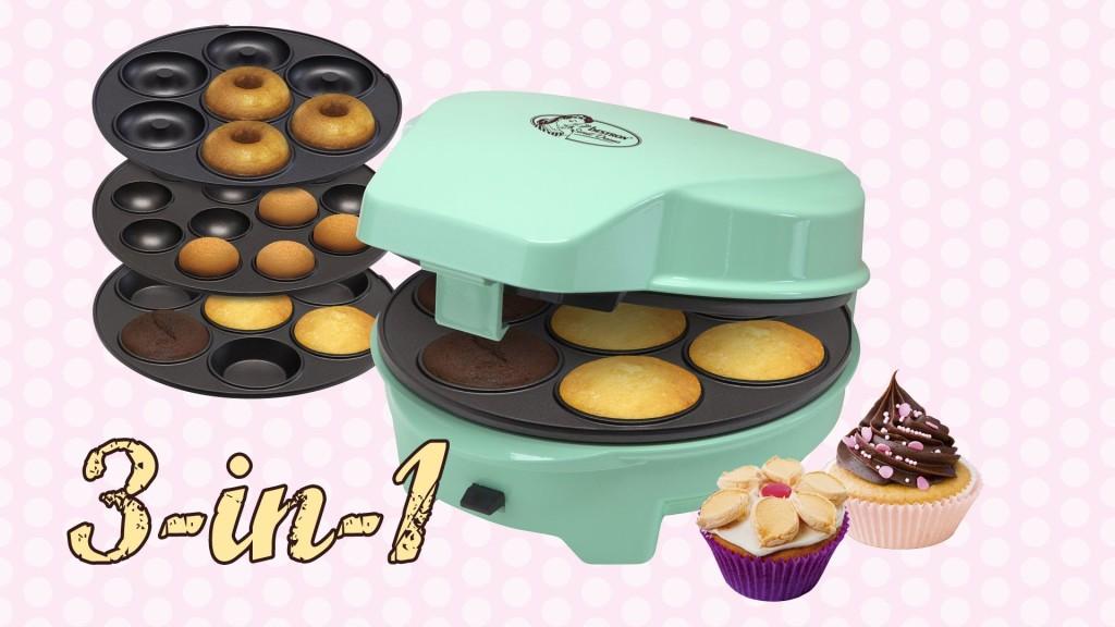 Appareil à Cupcake : Guide d'achat, Tests et Avis - Mon-Gaufrier.fr
