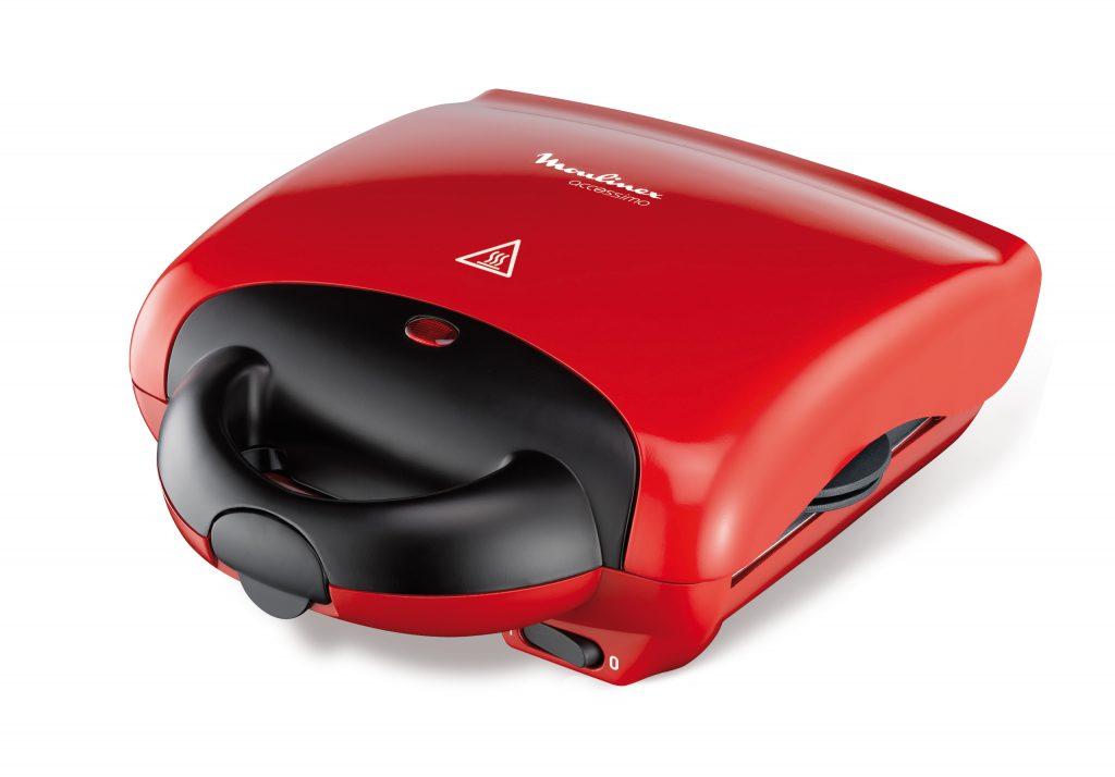Moulinex SW281512 Croque Gaufre Snack Accessimo